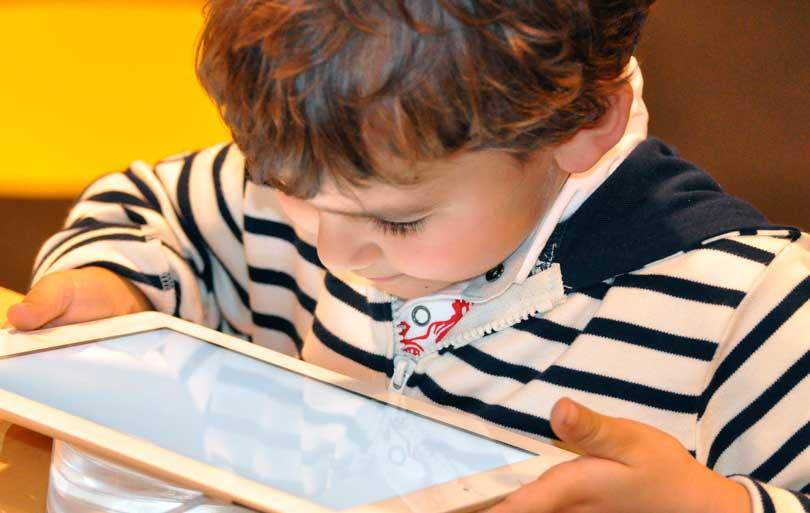 Los nativos digitales y la nueva educación infantil