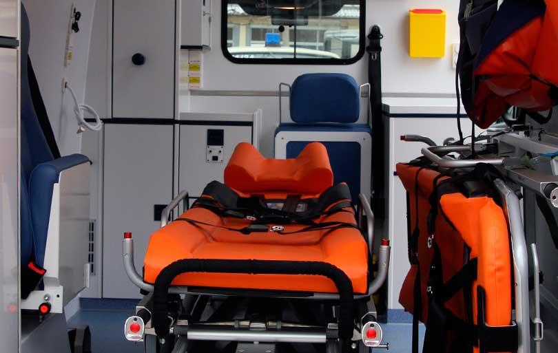 ambulancia seguridad