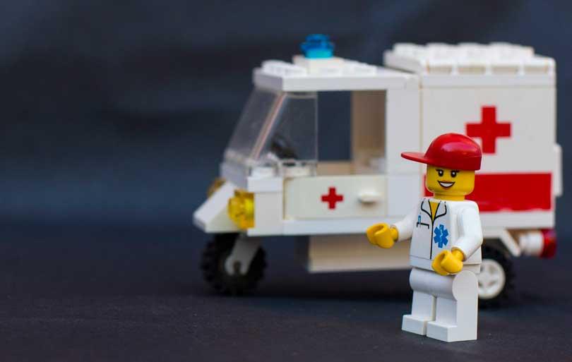 Circular en ambulancia de forma segura para el paciente y el personal sanitario
