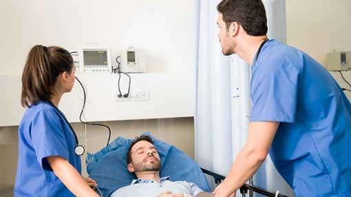Ciclo Formativo de Grado Medio de auxiliar de enfermería