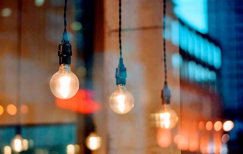 Lámparas de descarga. Fuentes de luz luminiscentes